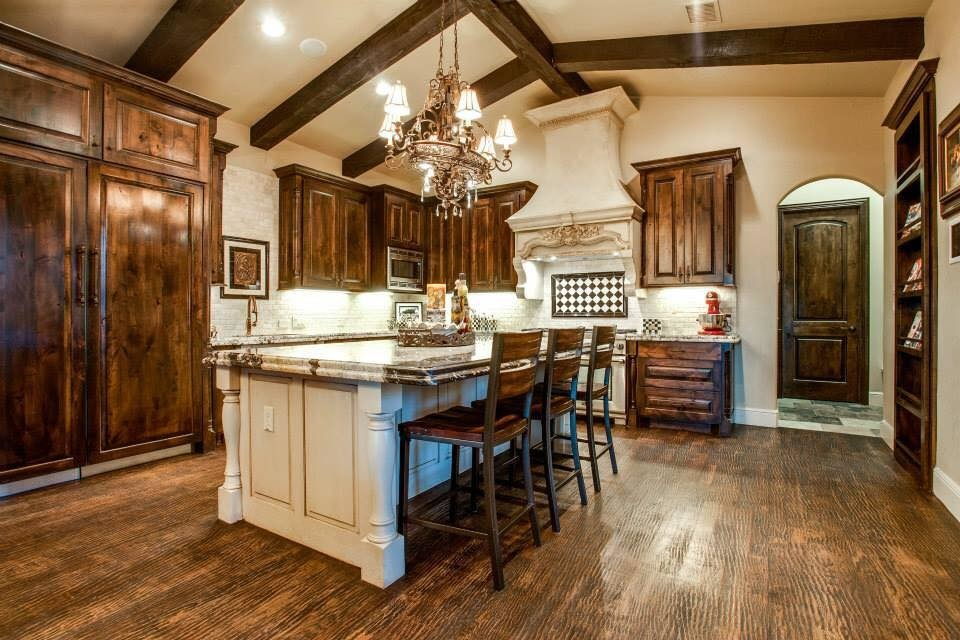 Custom Cabinetry - Traditional - Kitchen - Dallas - by ...