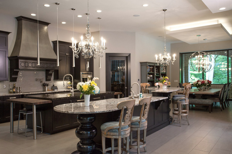 Custom Cabinetry done by Chateau Kitchens