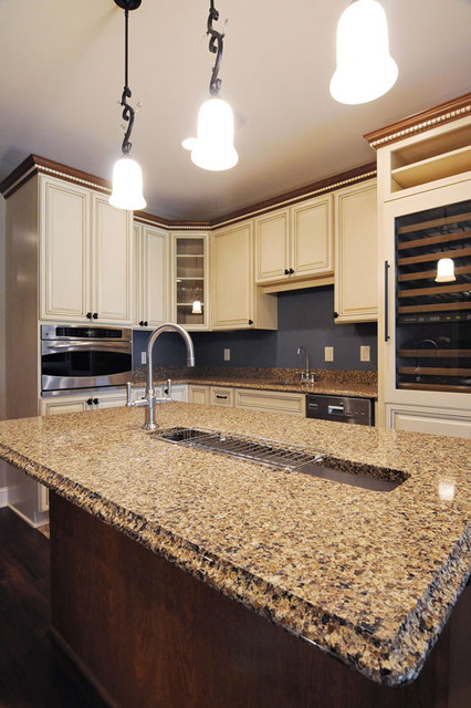 **Custom Cabinetry** traditional-kitchen