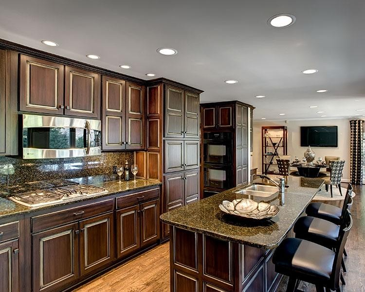 Custom Cabinetry Kitchen by Design Connection, Inc ...