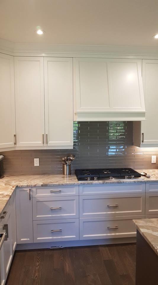 Custom  Cabinets & Countertop