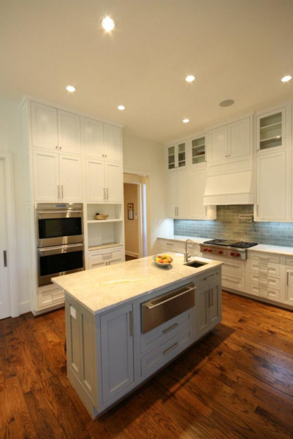 Custom cabinets and countertops contemporary kitchen for Kitchen cabinets kamloops