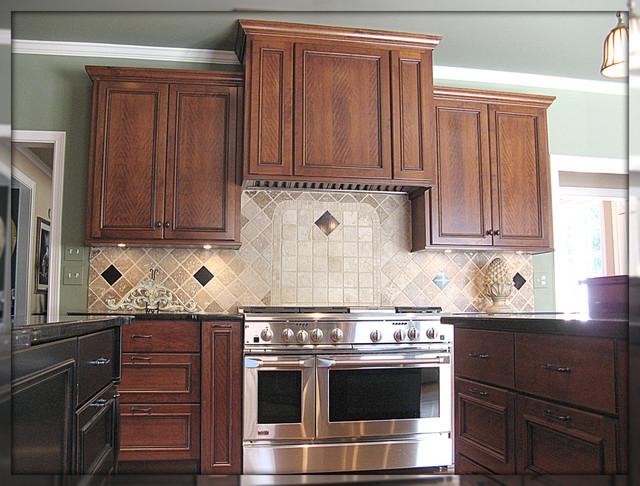 Custom Cabinets Atlanta, GA traditional-kitchen