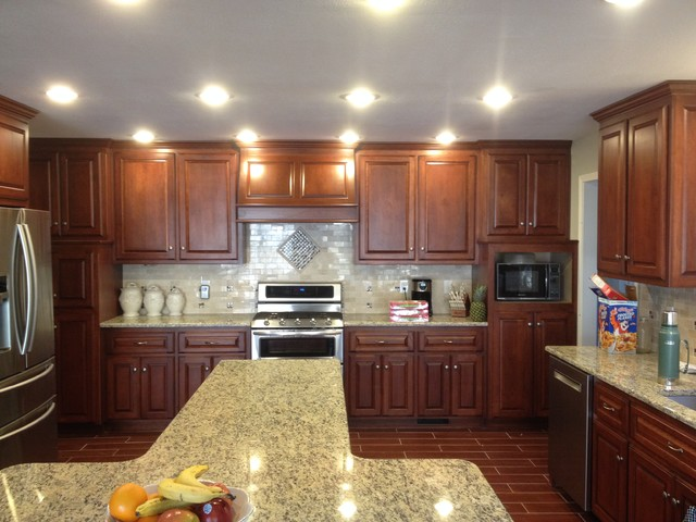 Custom cabinets for Kitchen cabinets kansas city