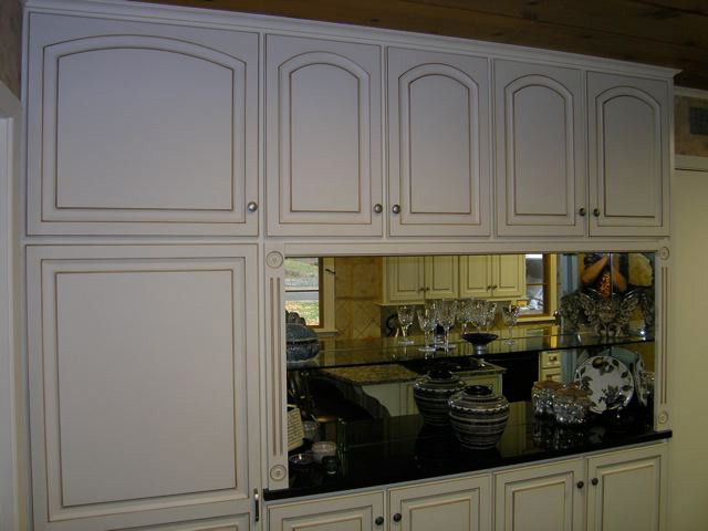 Custom cabinets gallery traditional kitchen kansas city by cabinetreface kitchen and for Kitchen cabinets kansas city