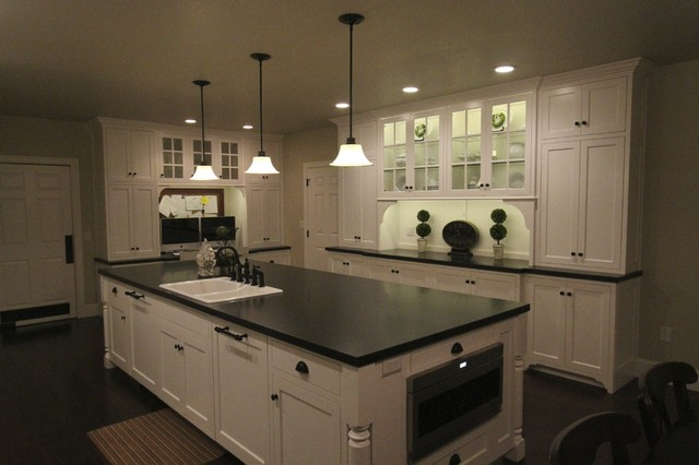 Custom Chef 39 S Kitchen Contemporary Kitchen Portland