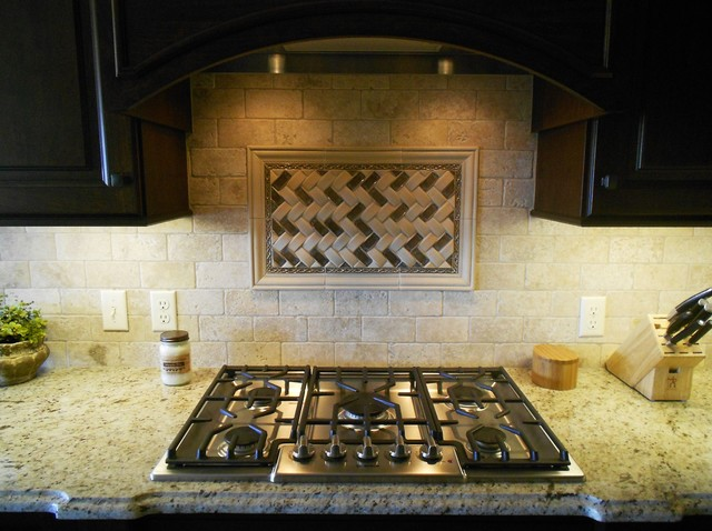 Custom Cherry Cabinetry Remodel In Ann Arbor - Traditional - Kitchen - detroit - by Dexter Builders
