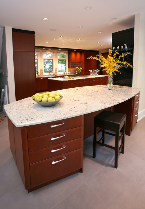Desk Countertop Materials : What is the countertop material on the desk?
