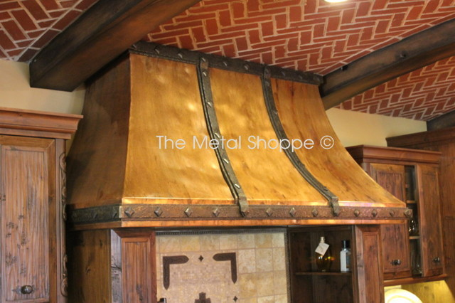 Image Result For Hammered Copper Range Hood
