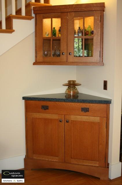 Custom Corner Cabinets