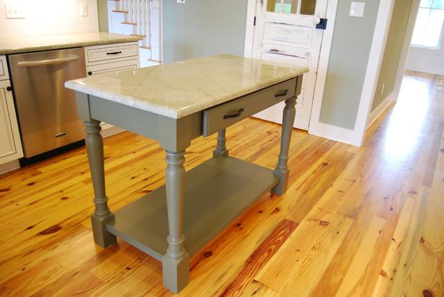Custom Craftsman Home - Wake Forest, NC - Craftsman - Kitchen - other ...