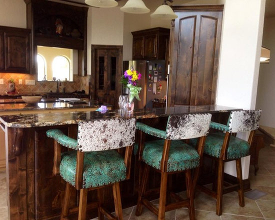 Turquoise Barstools Home Design Ideas, Pictures, Remodel and Decor