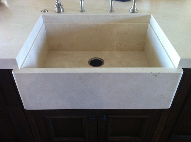 custom farm sink modern kitchen phoenix by chisel