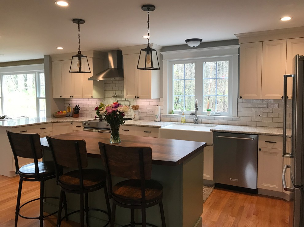 Attleboro Kitchen and Bathroom showroom cabinetry countertop ...