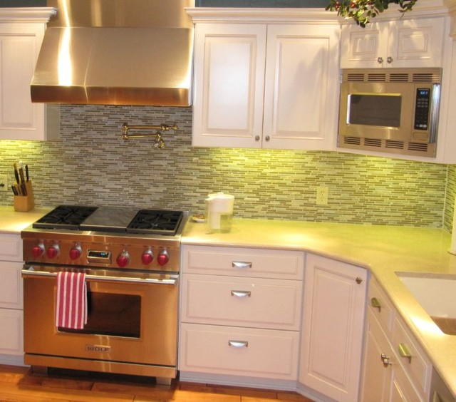 Custom Gourmet Farmhouse Kitchen San Luis Obispo
