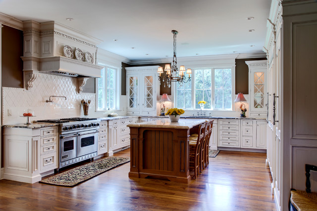 Custom Home 3000 4000 Square Feet Traditional Kitchen Other By Ricci Construction Group