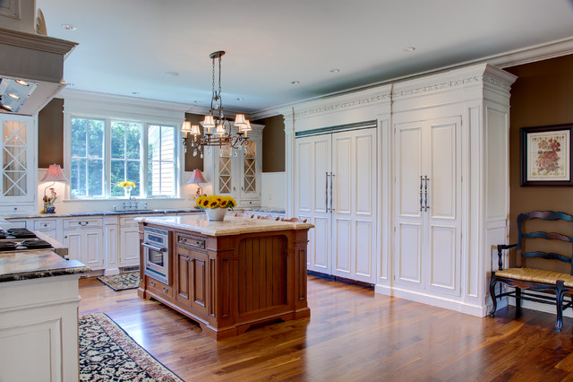 Custom Home 3000 4000 Square Feet Traditional Kitchen Bridgeport By Ricci Construction