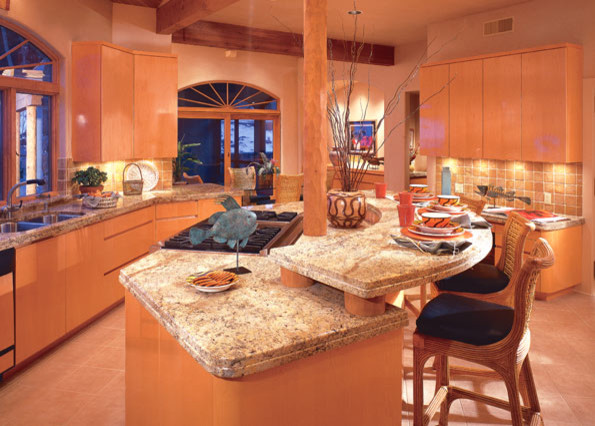 Custom Home #4 traditional-kitchen