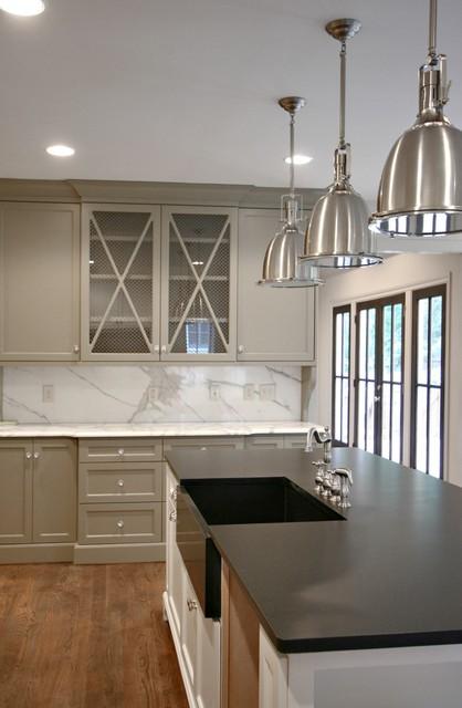 Custom Home-Atlanta contemporary-kitchen