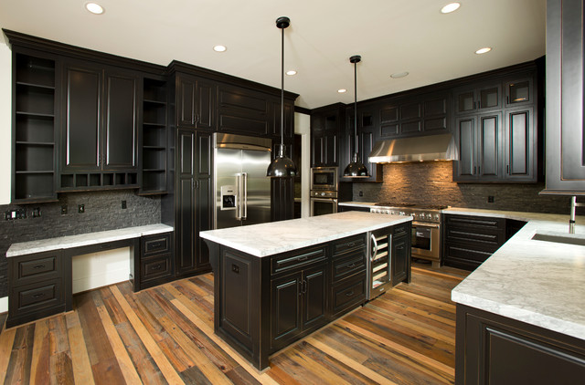 Custom Home Traditional Kitchen Dc Metro By