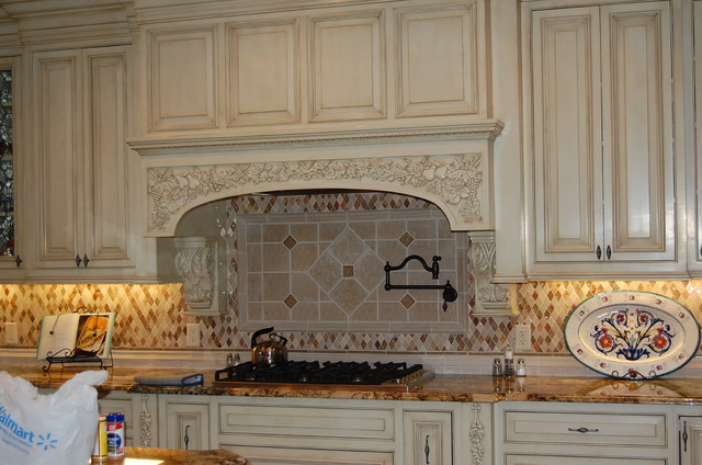 backsplash in kitchen custom home traditional kitchen other metro by don 10213