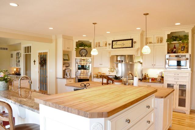 Custom Home - Door County, WI traditional-kitchen
