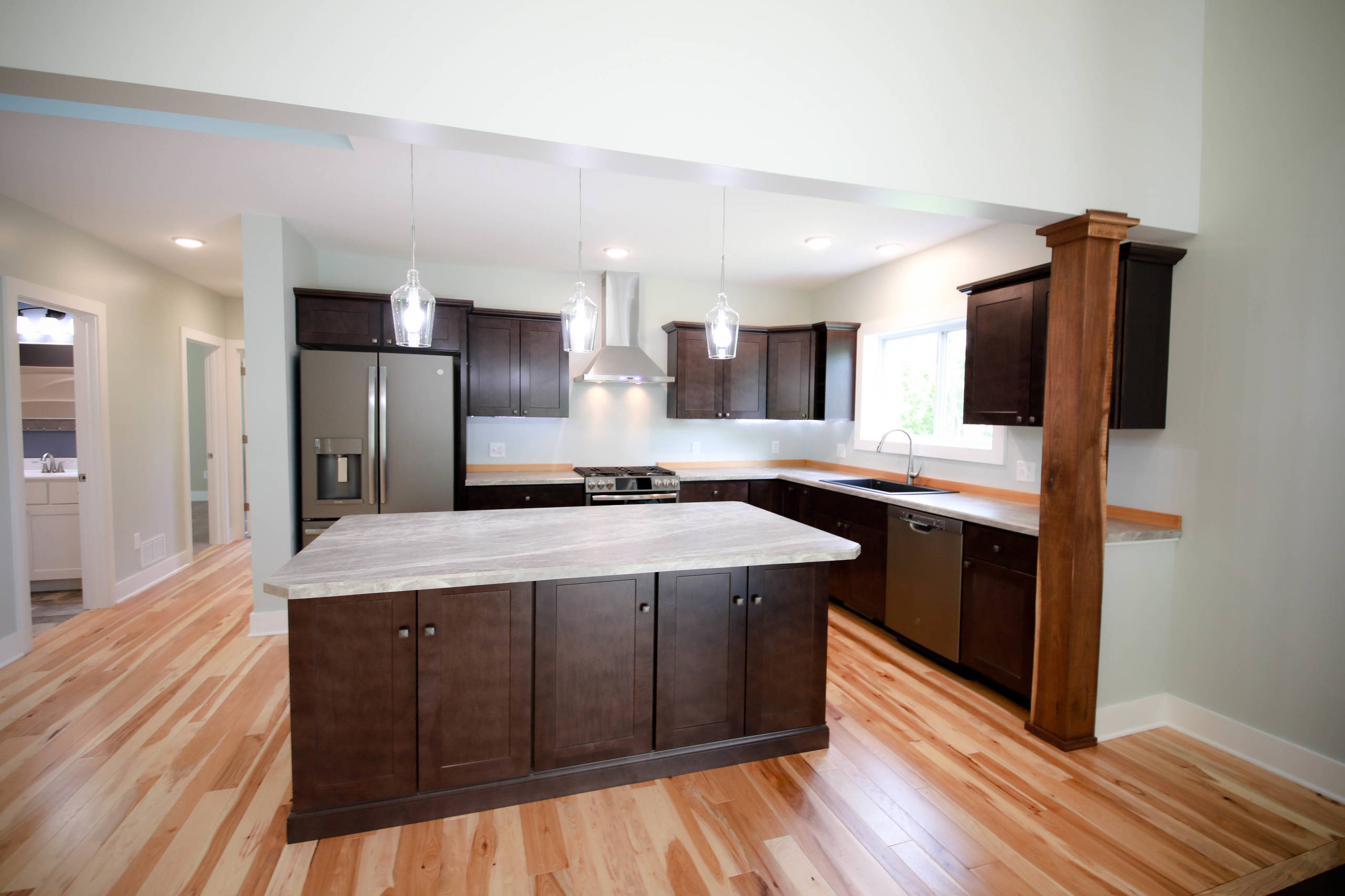 Custom Home: New Construction in Maidsville