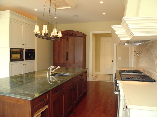 Custom Home Northbrook, IL traditional-kitchen