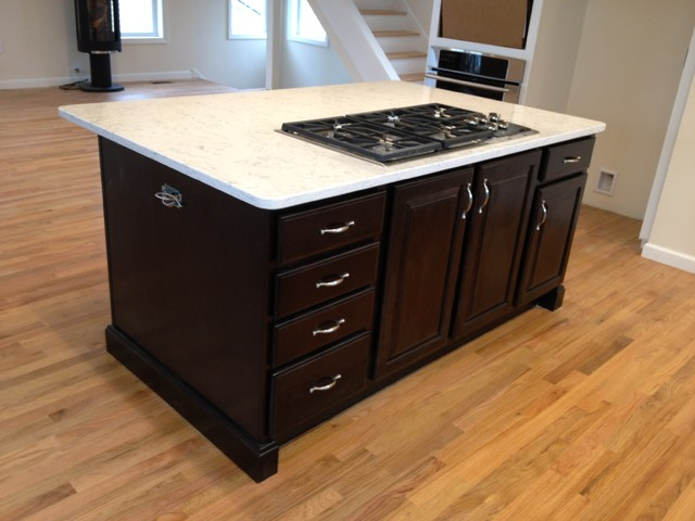 Custom Homes by BROM Builders traditional-kitchen
