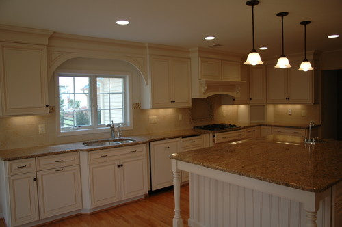 the kitchen is the heart and soul of a home the room where family and friends gather to share friendship love life and of course great food - Kitchen Cabinets Northern Virginia
