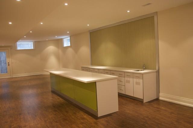 Custom Homes, York contemporary-kitchen