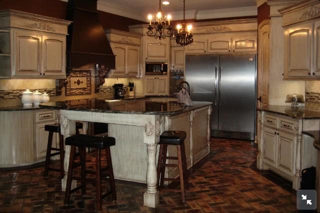 custom kitchen backsplash traditional kitchen other