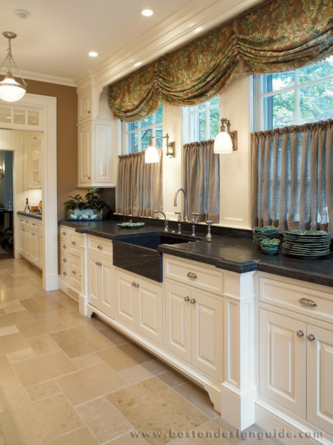 Custom Kitchen By Architectural Kitchens Traditional Kitchen Boston By Boston Design Guide