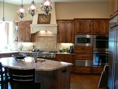 Custom kitchen cabinets austin texas for Austin kitchen cabinets