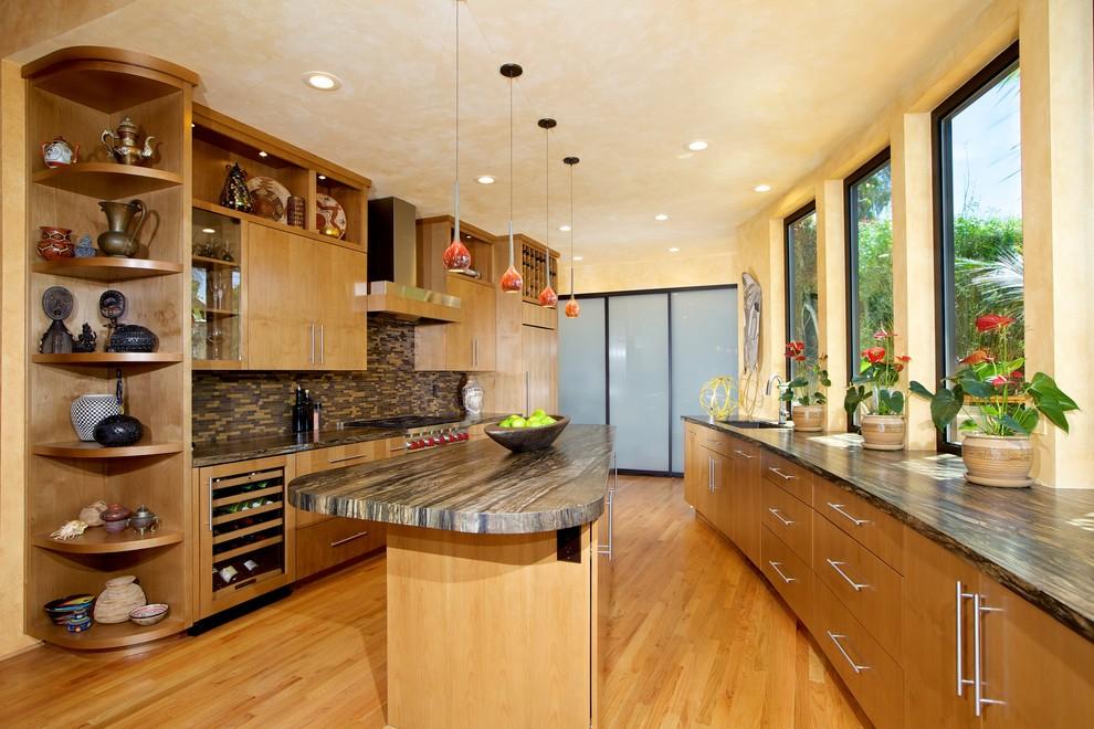 Custom Kitchen Cabinets - Modern - Kitchen - San Diego ...