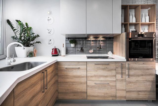 Custom Kitchen Cabinets Contemporary Kitchen