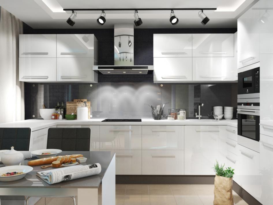 Custom kitchen cabinets - Modern - Kitchen - Miami - by ...