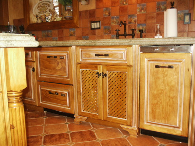 New Kitchen - Mediterranean - Kitchen Cabinetry - st louis - by ...