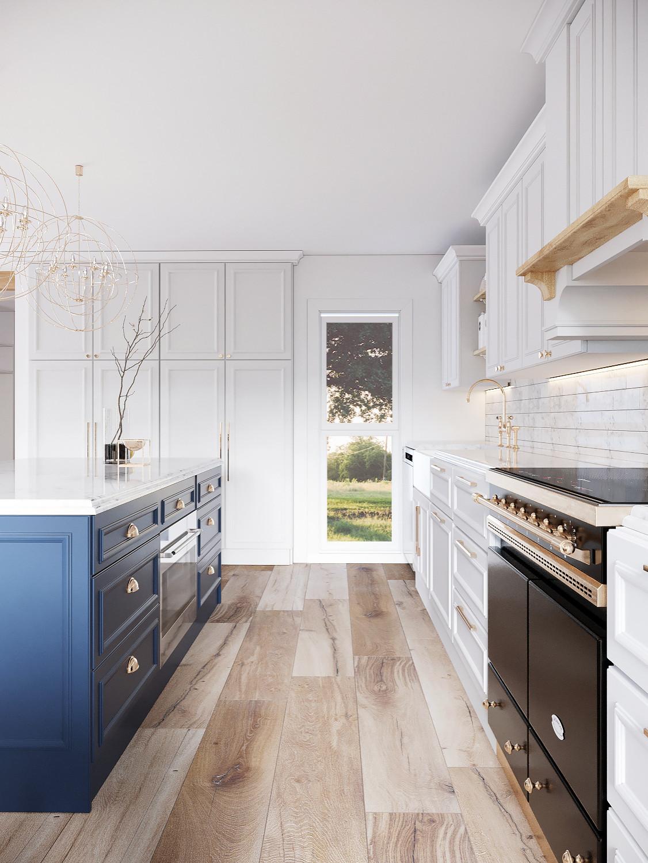 Custom Kitchen Design & Remodel - Palo Alto