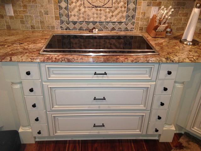Custom Kitchen Design traditional-kitchen