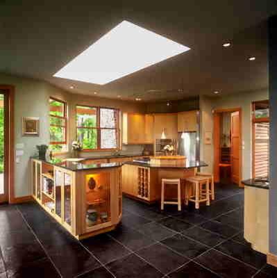 Custom Kitchen Design Victoria BC eclectic-kitchen
