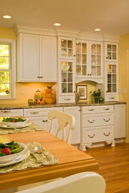 Custom Kitchen Hutch Transitional Kitchen Other By Kitchen And Bath World Inc
