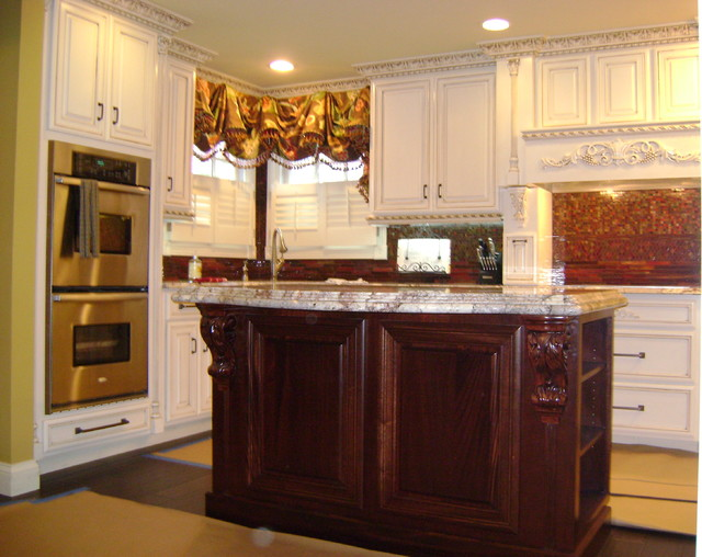 Custom Kitchen in London, KY traditional-kitchen