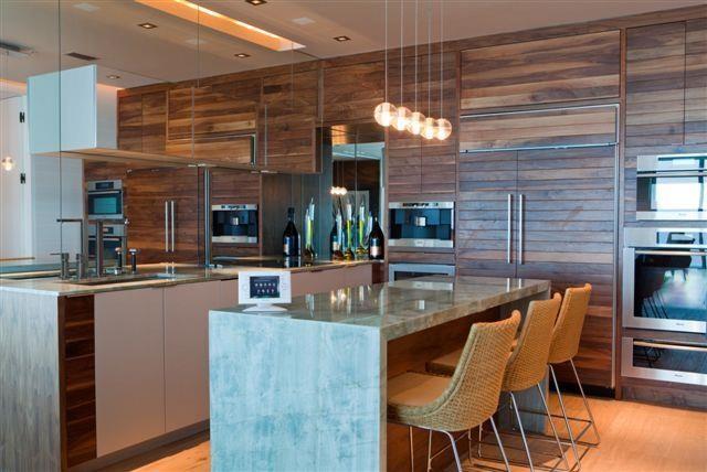 Custom Kitchen Beach Style Kitchen Miami By Intelligent Design