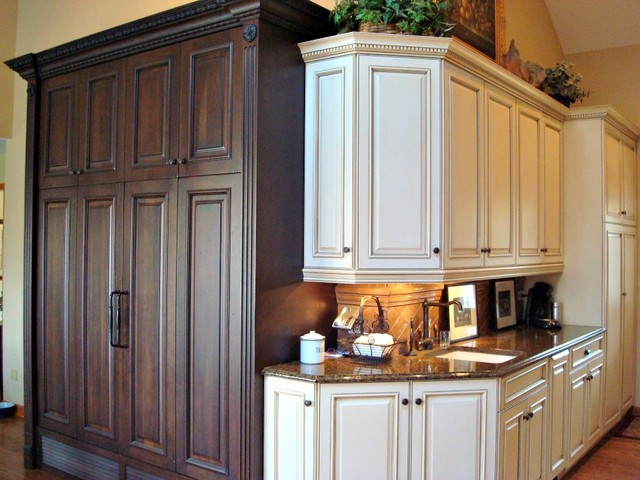 custom kitchen traditional kitchen chicago by lakeshore