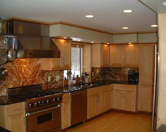 Custom kitchen eclectic-kitchen