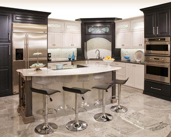 Pental Quartz-Lattice Counter Top Kitchen Design Ideas ...