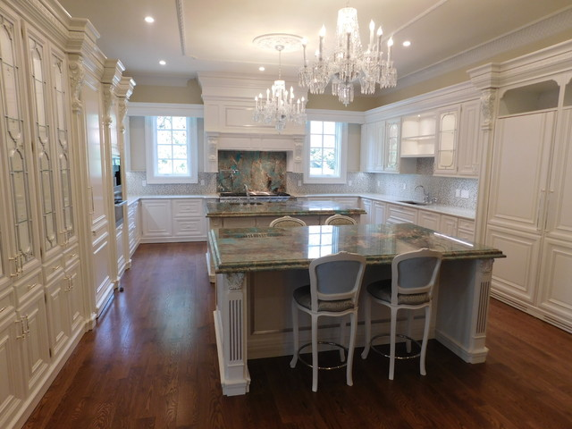 Kitchen Project In Mclean Va