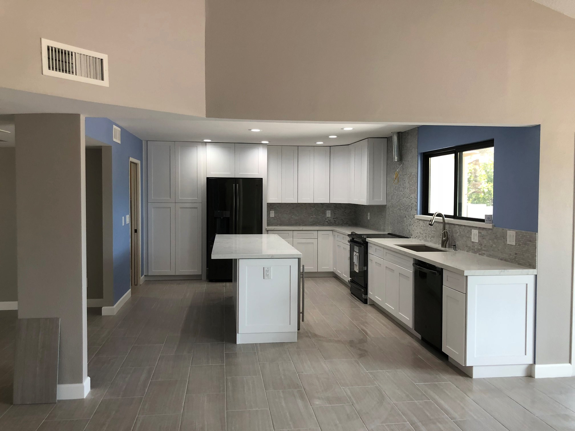 Custom Kitchen Remodel, Arizona Building and Remodeling LLC