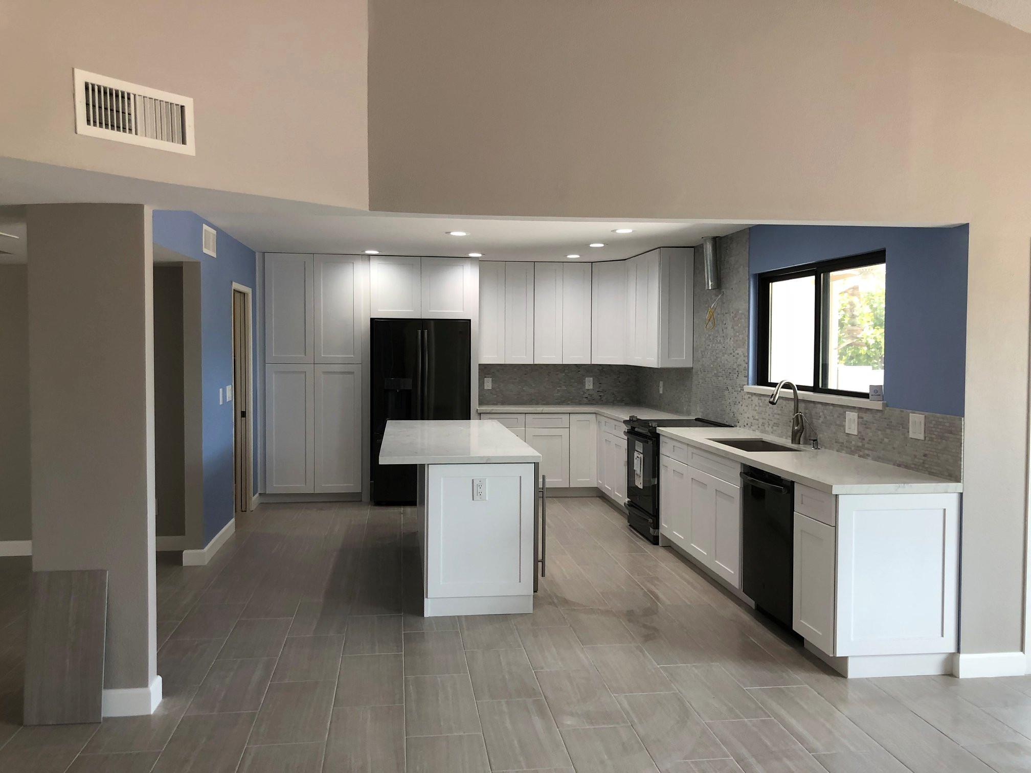 Custom Kitchen Remodel, Arizona Building and Remodeling LLC